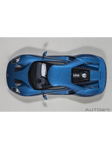 Ford GT 2017 1/18 AUTOart AUTOart - 46