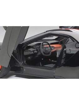 McLaren 570S white 2016 1/18 AUTOart