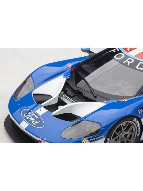 Ford GT Le Mans 2017 Derani/Priaulx/Tincknell n°67 1/18 AUTOart AUTOart - 14