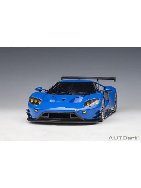 Ford GT LM 2018 1/18 AUTOart AUTOart - 19