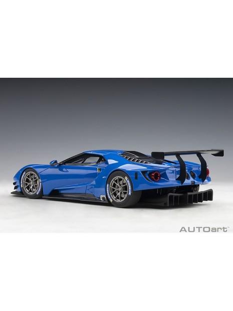 Ford GT LM 2018 1/18 AUTOart AUTOart - 22