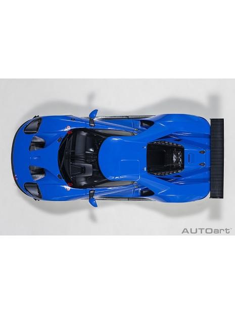Ford GT LM 2018 1/18 AUTOart AUTOart - 27