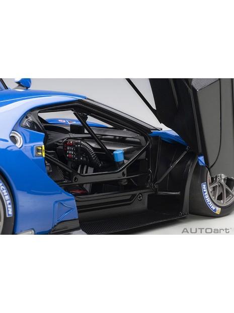 Ford GT LM 2018 1/18 AUTOart AUTOart - 29