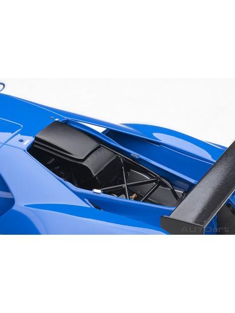 Ford GT LM 2018 1/18 AUTOart AUTOart - 31