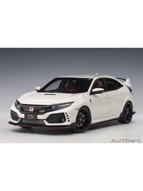 Honda CIVIC Type R (FK8) 2017 1/18 AUTOart AUTOart - 1