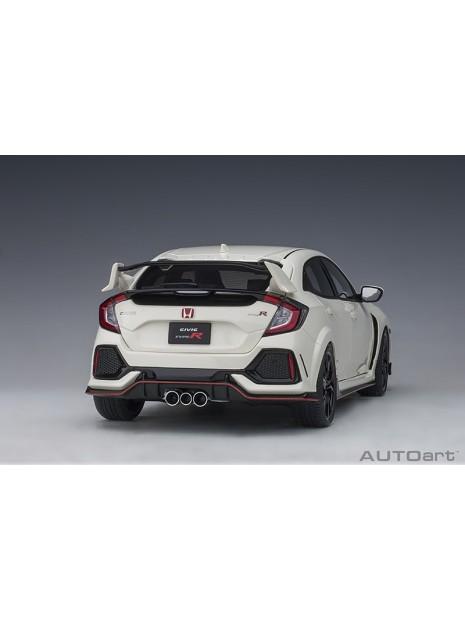 Honda CIVIC Type R (FK8) 2017 1/18 AUTOart AUTOart - 4