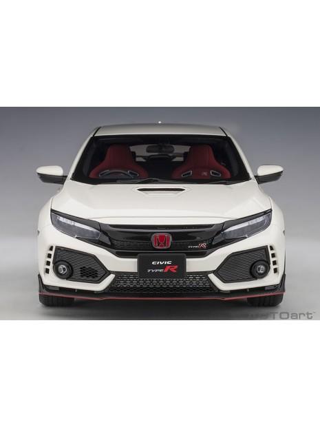 Honda CIVIC Type R (FK8) 2017 1/18 AUTOart AUTOart - 9