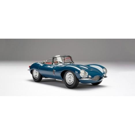 Jaguar XKSS 1/18 Amalgam Amalgam Collection - 1