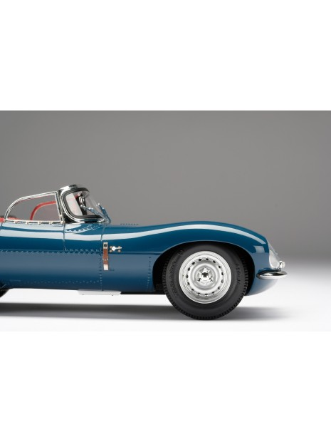Jaguar XKSS 1/18 Amalgam Amalgam Collection - 6