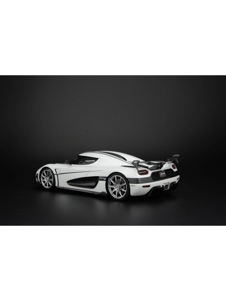 Koenigsegg Agera RS (blanc) 1/18 Frontiart FrontiArt - 6