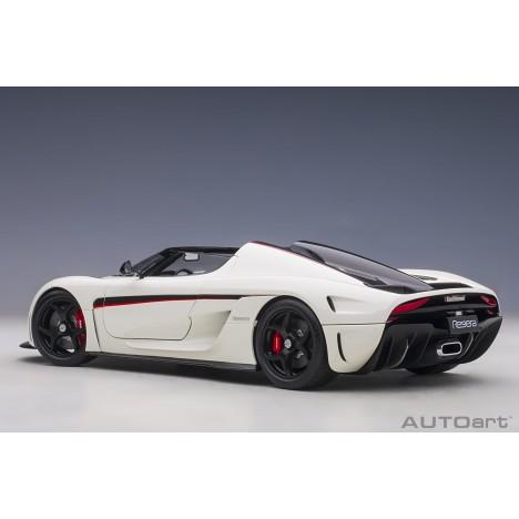 Honda NSX 2016 blanc 1/18 AUTOart