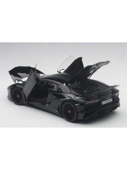 Lamborghini Huracán LP610-4 black matt 1/12 AUTOart