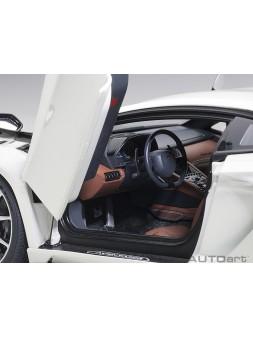 Honda NSX 130R white 1/12 TSM Model