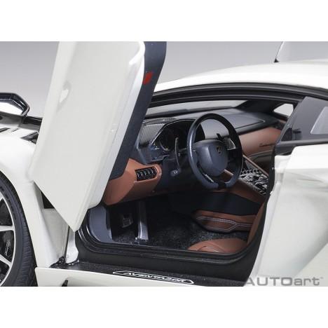 Honda NSX Blanc 130R 1/12 TSM Model