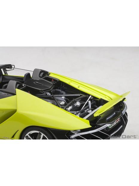Lamborghini Centenario Roadster 1/18 AUTOart AUTOart - 51