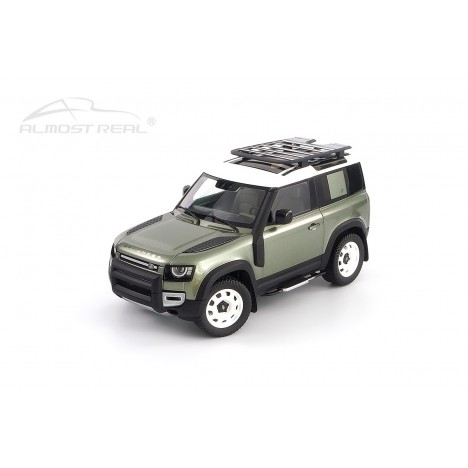 Land Rover Defender 90 2020 (Vert Pangea) 1/18 Almost Real Almost Real - 1