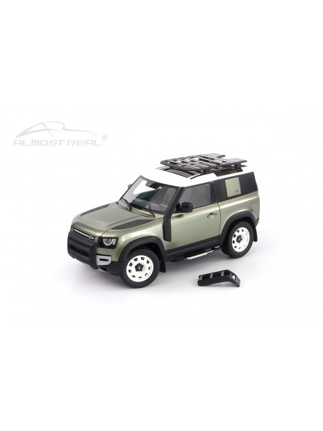 Land Rover Defender 90 2020 (Green Pangea) 1/18 Almost Real Almost Real - 3