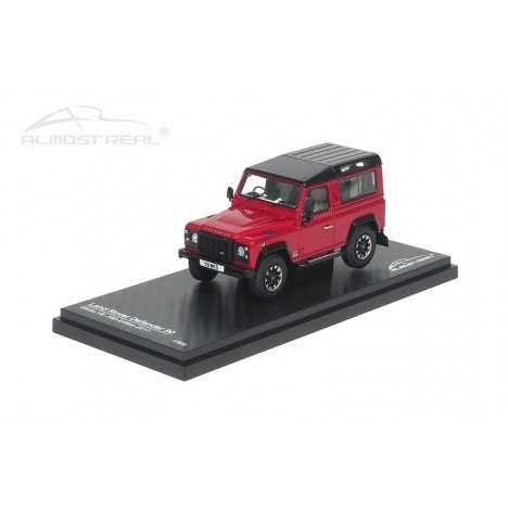 Land Rover Defender 90 Works V8 70th Edition 1/43 Almost Real Almost Real - 1