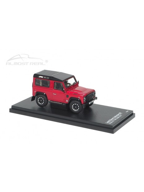 Land Rover Defender 90 Works V8 70th Edition 1/43 Almost Real Almost Real - 2