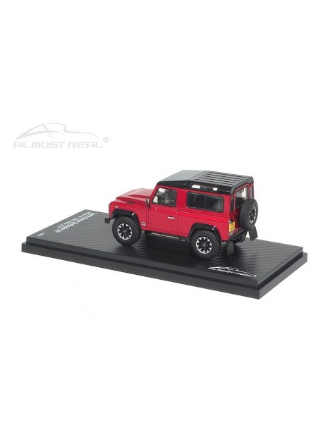 Land Rover Defender 90 Works V8 70th Edition 1/43 Almost Real Almost Real - 3