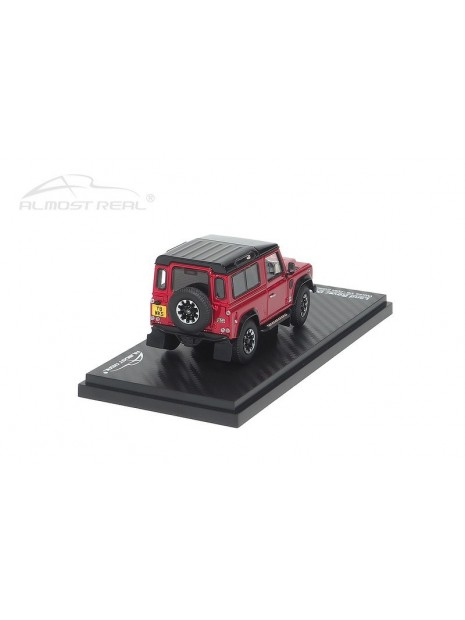 Land Rover Defender 90 Works V8 70th Edition 1/43 Almost Real Almost Real - 4