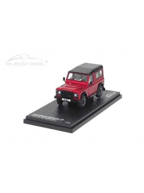 Land Rover Defender 90 Works V8 70th Edition 1/43 Almost Real Almost Real - 5