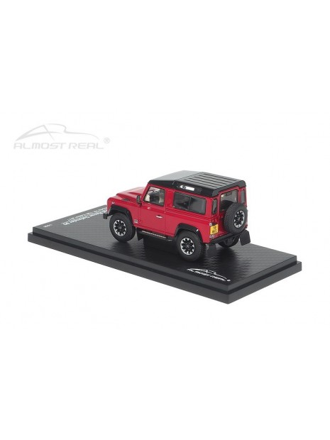 Land Rover Defender 90 Works V8 70th Edition 1/43 Almost Real Almost Real - 6