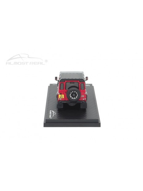 Land Rover Defender 90 Works V8 70th Edition 1/43 Almost Real Almost Real - 7