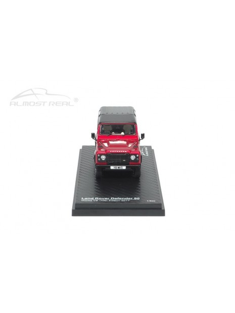 Land Rover Defender 90 Works V8 70th Edition 1/43 Almost Real Almost Real - 8