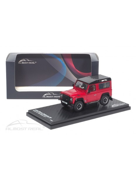 Land Rover Defender 90 Works V8 70th Edition 1/43 Almost Real Almost Real - 9