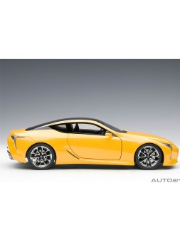 Bentley Continental GT V8 S Convertible Sunrise orange 1/18 BBR