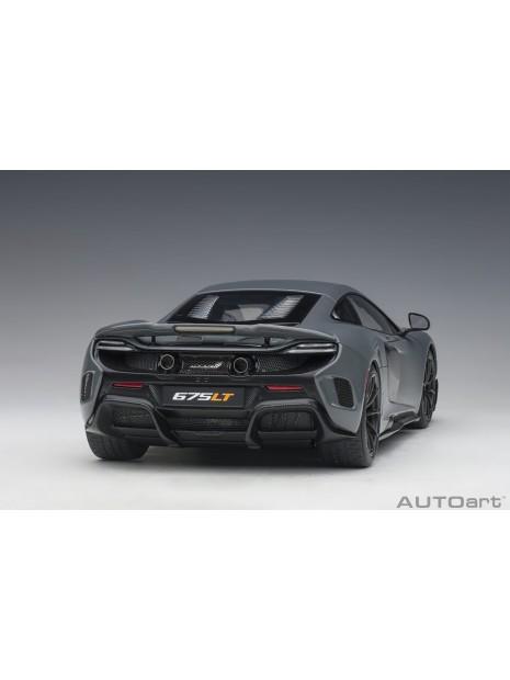 McLaren 675LT 2016 1/18 AUTOart AUTOart - 4