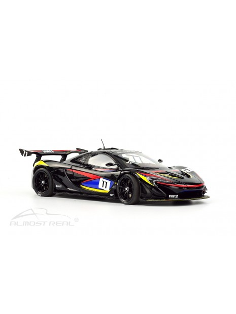 McLaren P1 GTR James Hunt 40th Anniversary 1/18 Almost Real Almost Real - 1