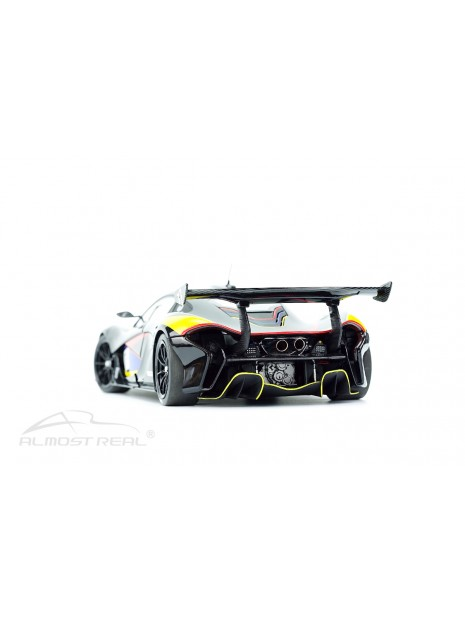 McLaren P1 GTR James Hunt 40th Anniversary 1/18 Almost Real Almost Real - 5