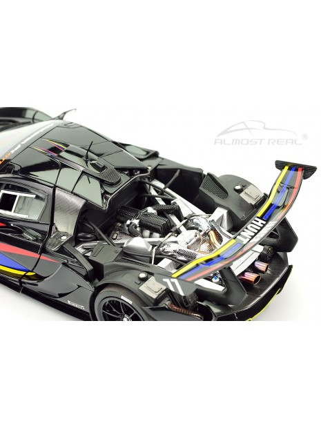 McLaren P1 GTR James Hunt 40th Anniversary 1/18 Almost Real Almost Real - 6