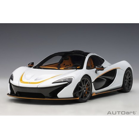 McLaren P1 2013 1/18 AUTOart AUTOart - 1