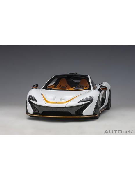 McLaren P1 2013 1/18 AUTOart AUTOart - 3