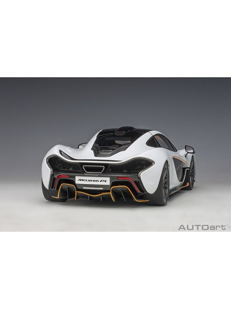 McLaren P1 2013 1/18 AUTOart AUTOart - 4