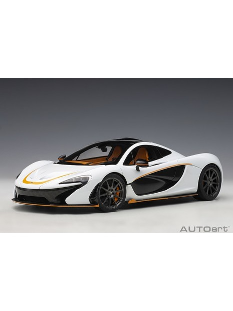 McLaren P1 2013 1/18 AUTOart AUTOart - 5