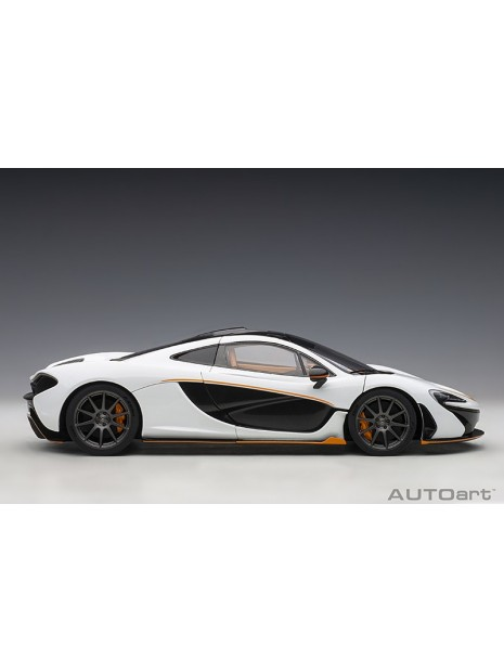 McLaren P1 2013 1/18 AUTOart AUTOart - 7