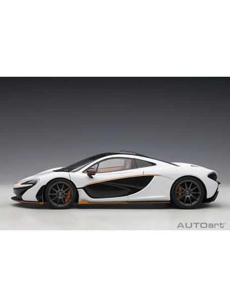 McLaren P1 2013 1/18 AUTOart AUTOart - 8