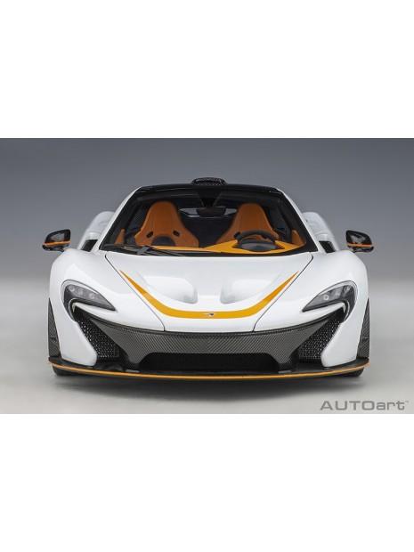 McLaren P1 2013 1/18 AUTOart AUTOart - 9
