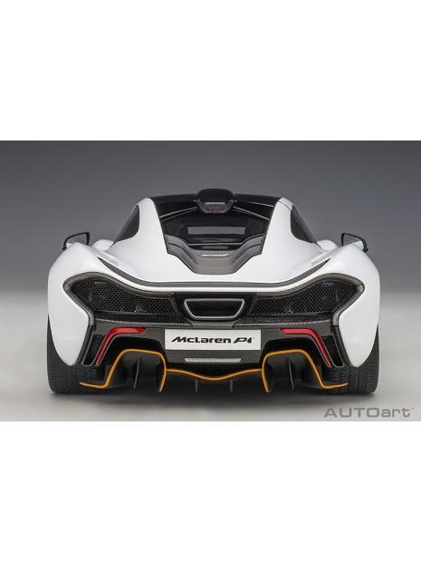McLaren P1 2013 1/18 AUTOart AUTOart - 10