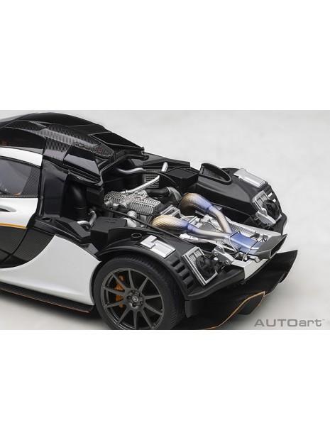 McLaren P1 2013 1/18 AUTOart AUTOart - 14