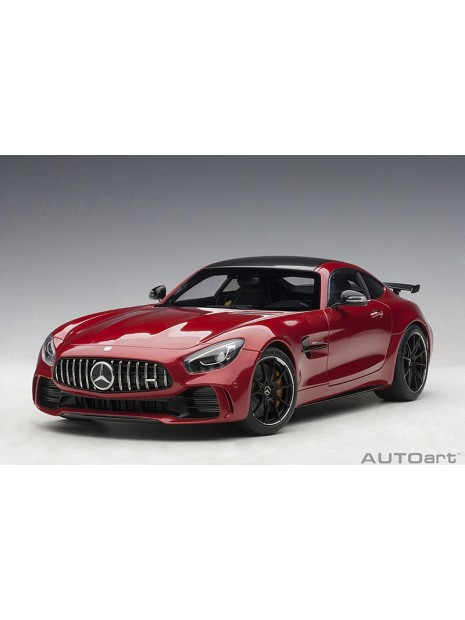 Mercedes AMG GT R 2017 1/18 AUTOart AUTOart - 39