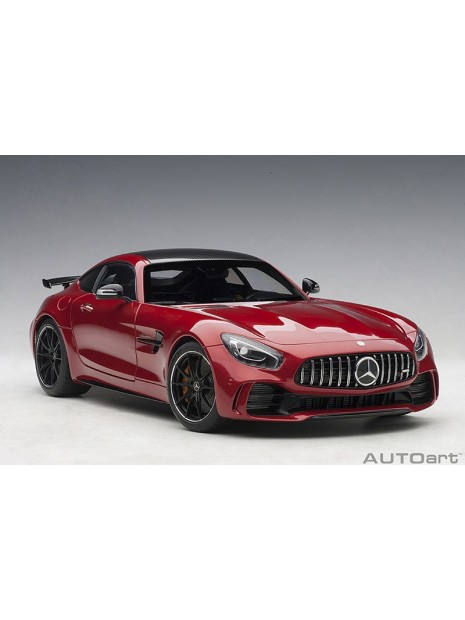 Mercedes AMG GT R 2017 1/18 AUTOart AUTOart - 40