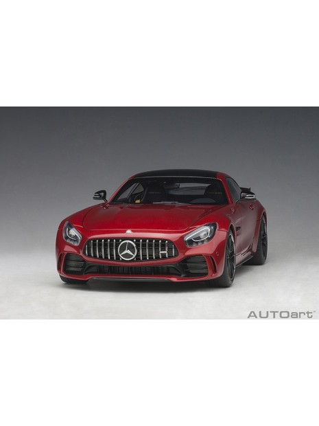 Mercedes AMG GT R 2017 1/18 AUTOart AUTOart - 41
