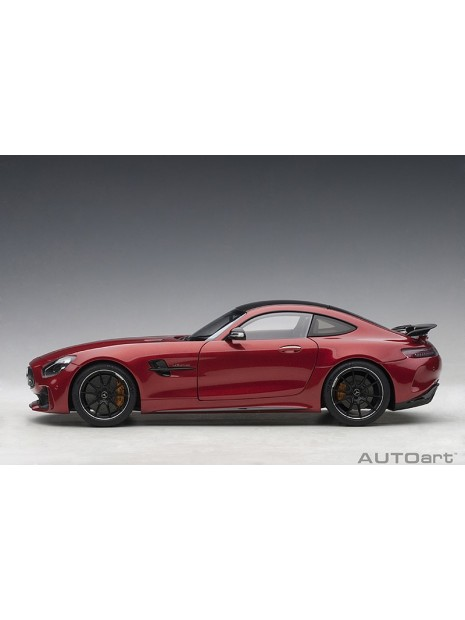 Mercedes AMG GT R 2017 1/18 AUTOart AUTOart - 45