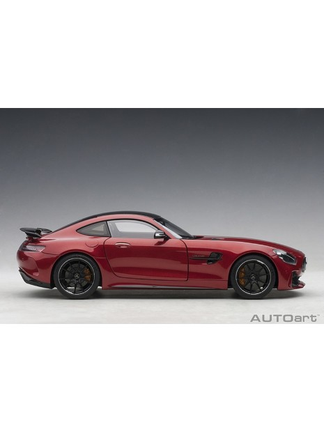 Mercedes AMG GT R 2017 1/18 AUTOart AUTOart - 46