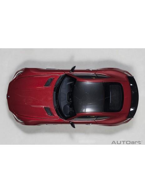 Mercedes AMG GT R 2017 1/18 AUTOart AUTOart - 49
